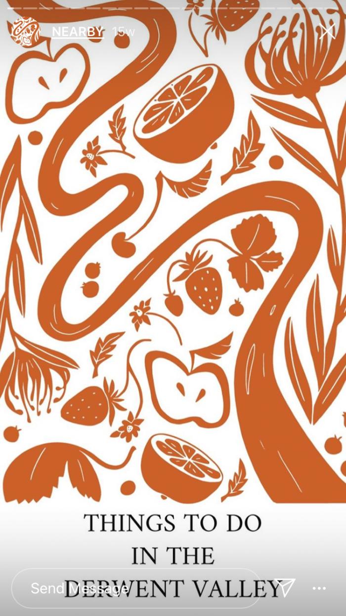 Agrarian Kitchen Instagram tile